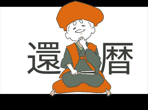 還暦・米寿・喜寿のお祝い・内祝い