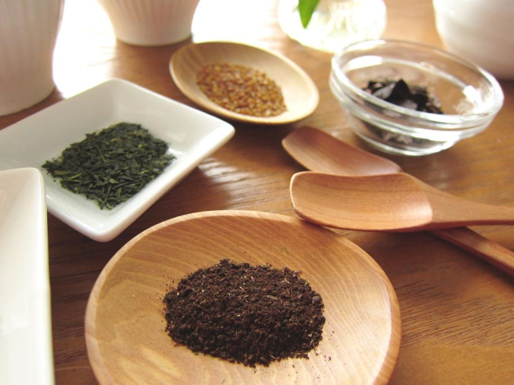 香典返しのお茶の選び方