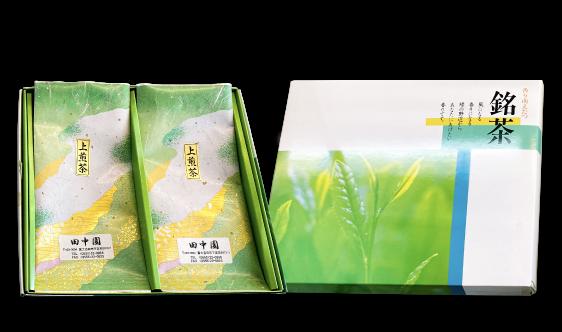 田中園のお茶2