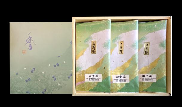 田中園のお茶3